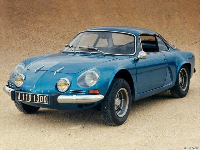 Renault Alpine A110                                                                                                                                                                                 Plus