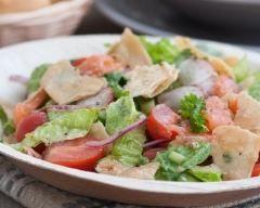 Fattouche (salade paysanne libanaise) Ingr�dients