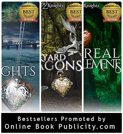 Spirit Knights Trilogy by Amazon Bestselling Author Lee French is a beautiful blend between the modern world now and a more romantic era when knights protected the damsels in distress: http://www.onlinebookpublicity.com/urban-paranormal-adventure.html #Fantasy #Superhero #Urban #YA  Is talking to a publicist about your book's marketing on your to-do list for 2017? LET'S TALK ABOUT YOUR BOOK!  It's FREE: http://www.onlinebookpublicity.com/bookpromotion.html