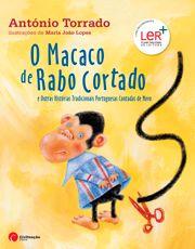 Cata Livros O Macaco de Rabo Cortado e Outras Histórias... António Torrado