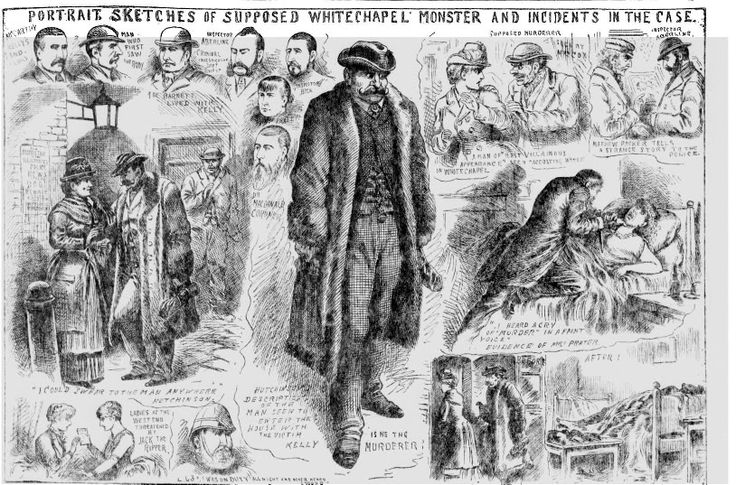 jack the ripper cases and suspects Each new jack the ripper suspect seems very convincing and compelling, until  the next one comes along and seemingly closes the case cont.