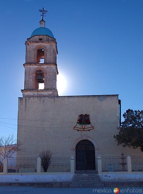 VILLA HIDALGO, DURANGO, MEXICO   Fotos de Villa Hidalgo, Durango, México: Templo de San Miguel de ...
