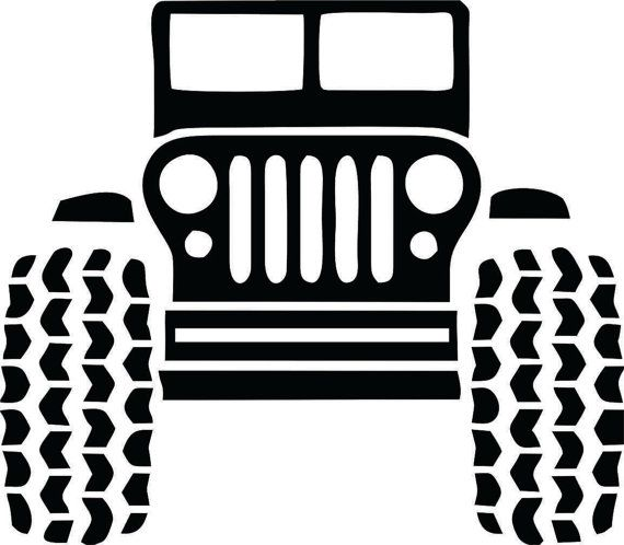 jeep inspired svg dxf instant digital download cutting file t shirt decal making