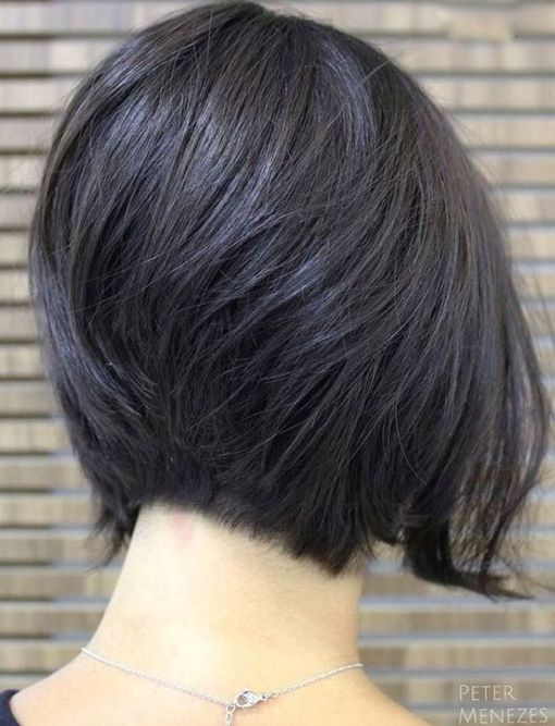 hair styles with side bangs 25 trending layered bob haircuts ideas on 5173