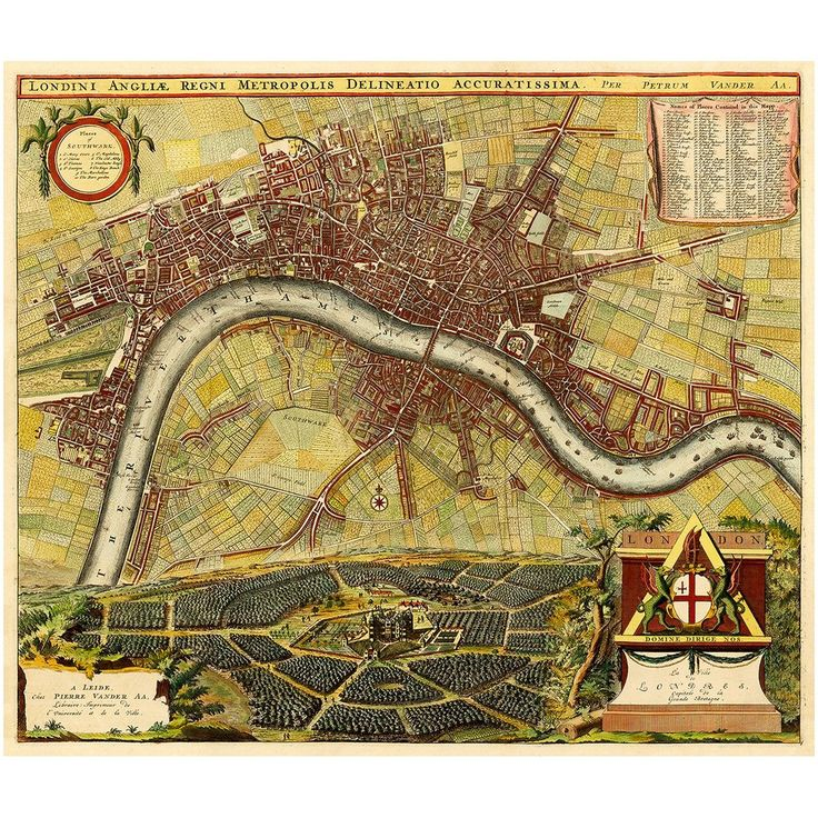 """""""Londini Angliæ Regni Metropolis"""" is based on Hollar's 1675 map of London, which was copied and altered by De La Feuille in 1689, De Ram in 1689/90, and De Wit in 1690/93 to commemorate the Glorious Revolution of 1688."""