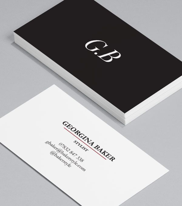 73 best business cards images on pinterest carte de visite browse business card design templates reheart Images