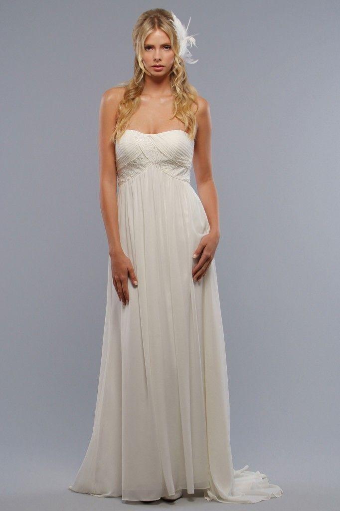 Best 25 Casual Wedding Gowns Ideas On Pinterest