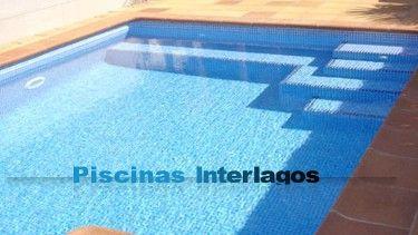 9 best images about escaleras piscina on pinterest for Escaleras para piscinas de obra