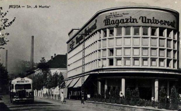 Imagini vechi din Reşiţa. Sursa: Banaterra.eu (Mircea Rusnac)