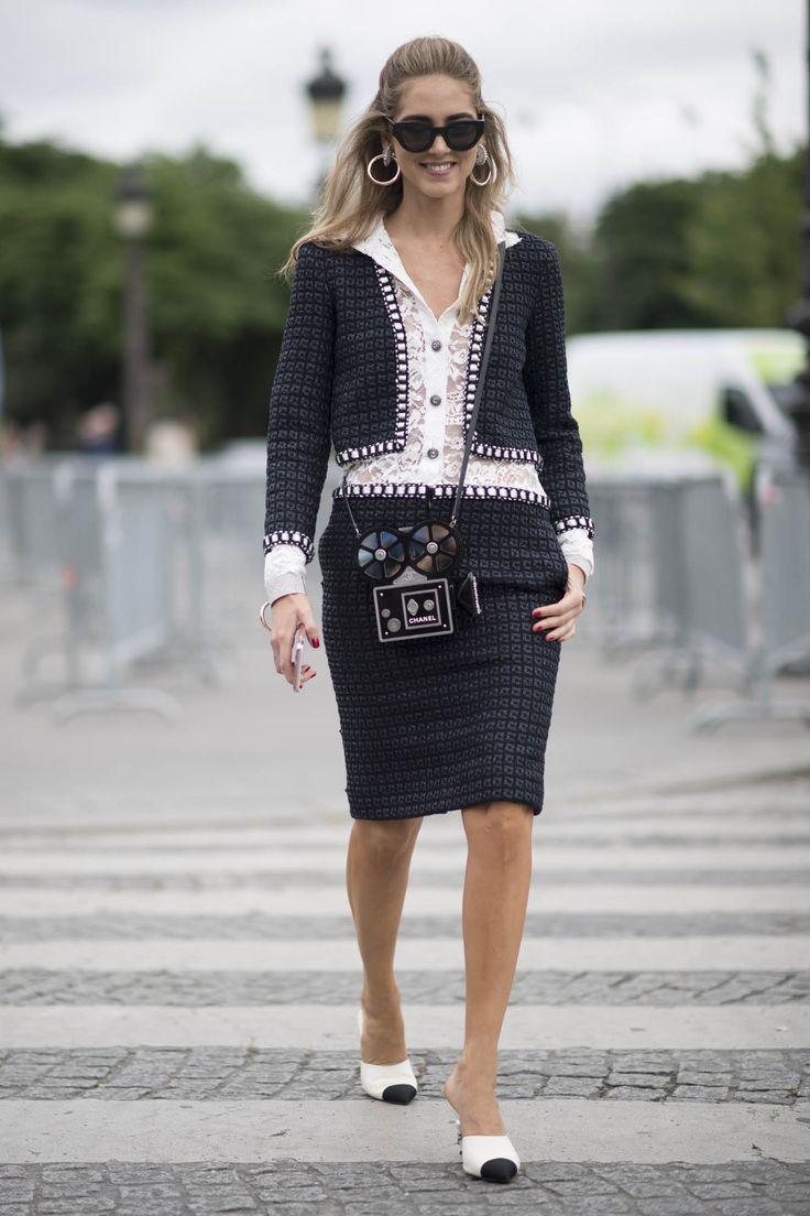 Sukienka z kolekcji Coco Chanel.