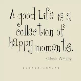 Happy Moments Quote  Quotes Pinterest Moment And