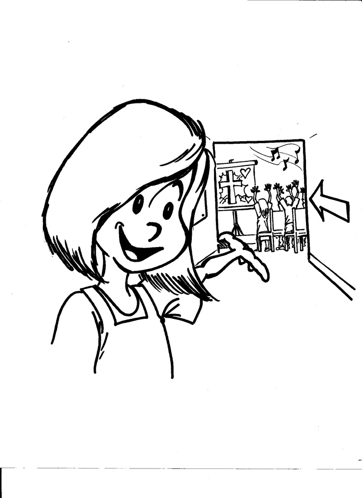 preschool transition illustrated book to help preschoolers
