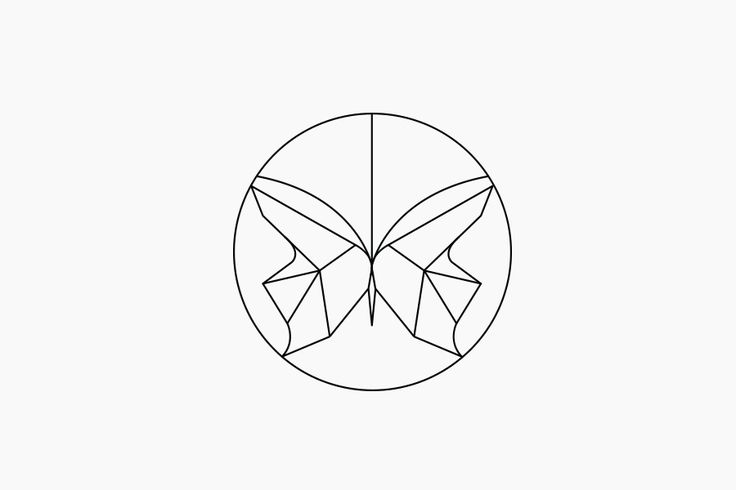 Logo designed by Sciencewerk for Indonesian spa Papillon Blu