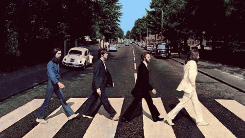 The Fab Four...is only a beatle song...