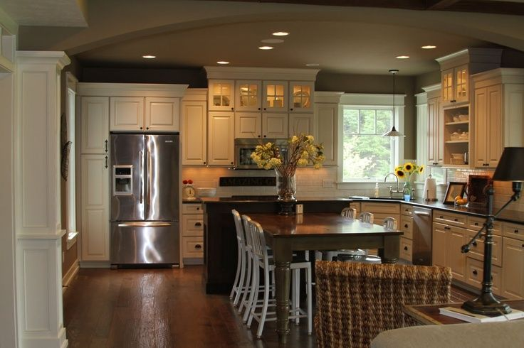33 best images about kitchen on pinterest green cabinets for Kitchen cabinet height from floor