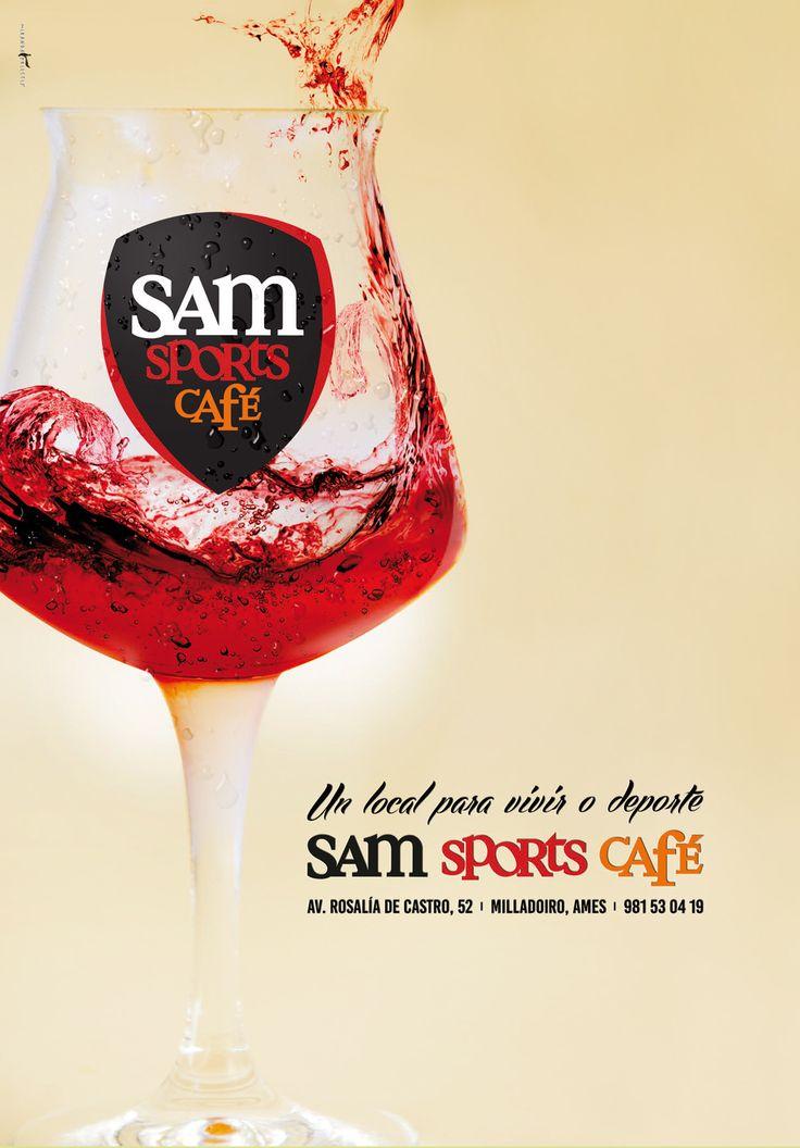 #wine #red #glass #esport #café #mirandapriestly #coralia #santiagodecompostela #galicia