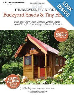 17 best images about my backyard retreat on pinterest for Build your own backyard office