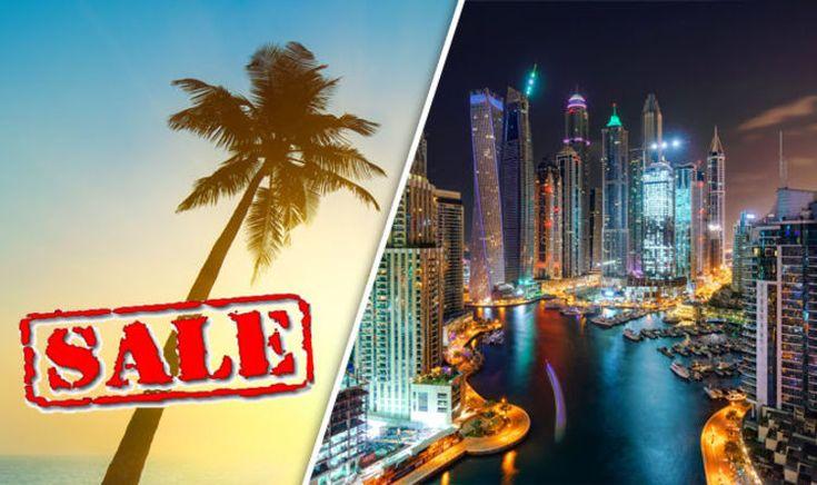 Cheap holidays: Teletext SLASHES summer Dubai and Tenerife getaways to LESS than £500