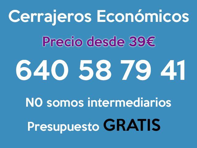 Cerrajeros Olivares Oviedo 640 58 79 41