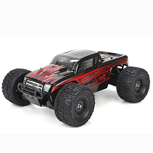 ECX Ruckus 4WD Monster Truck: RTR (1:18 Scale)- | Find Gift Ideas | Compare Prices | Online Shopping Canada, Find Gifts, Buy Cameras, Electronics, Clothing, Watches, Toys, Tools, Video Games, Books and more at the lowest prices online.