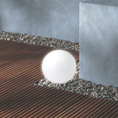 Solar LED-Kugel von Heitronic bei ikarus
