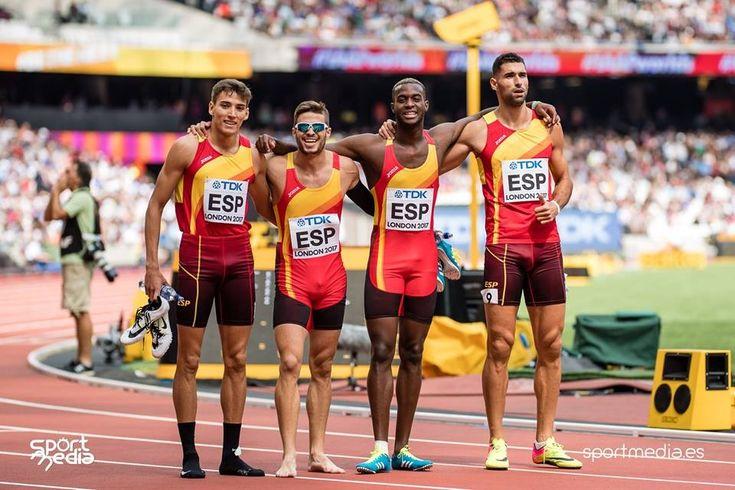 España presenta su equipo para Birmingham 2018