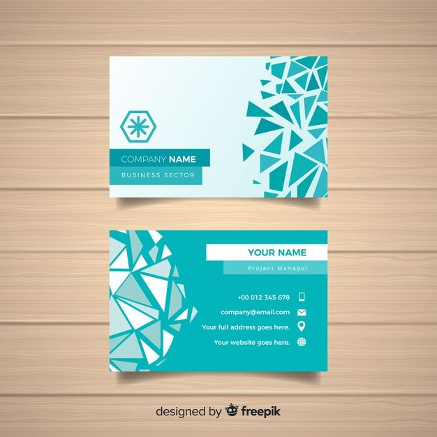 Download Flat Business Card Template For Free Letterpress Business Cards Business Card Design Business Card Minimalist