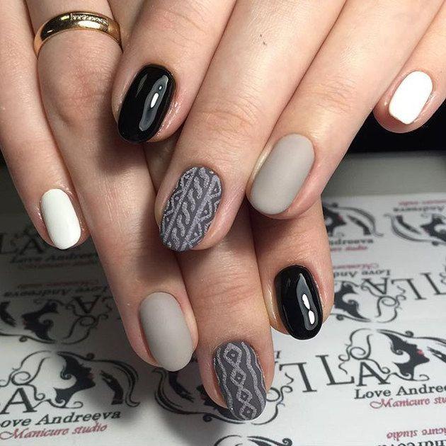 Вязаные ногти: модный тренд захватил соцсети   Журнал Cosmopolitan