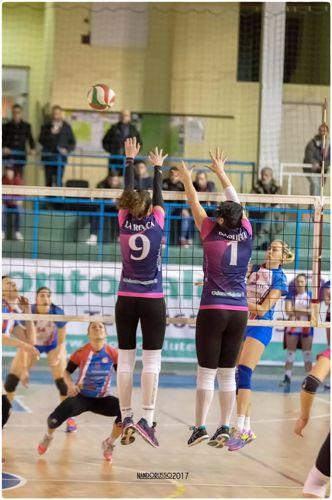 Volley Europea 92 Isernia-Givova Scafati: la presentazione del match