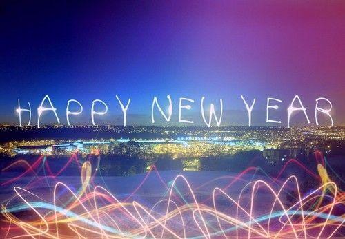 Je vous présente mes meilleurs voeux pour 2017 ! La nouvelle année c'est le moment où on choisit tous de
