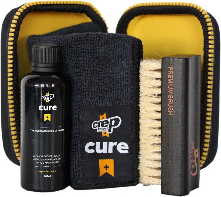 CREP PROTECT – The Ultimate Crep Cure Travel Kit Reinigungs-Set – STYLEKINGZZ