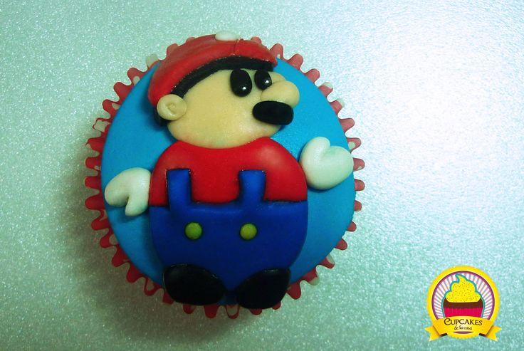 El rey de los videojuegos en los 90's. by cupcakes de la casa