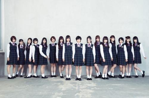 日々是遊楽也 — 46wallpapers: Nogizaka46 Group Photo 4th-11th...