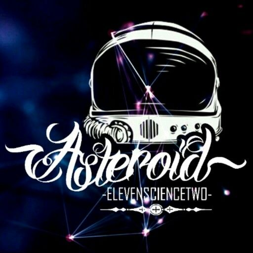Design logos of ASTEROID elevensciencetwo by kep