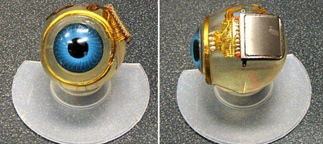 The Evolution of bionic' eye