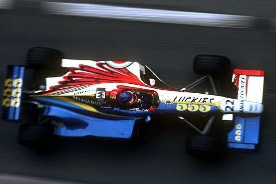 Jacques Villeneuve, BAR (British American Racing) 1999. #F1