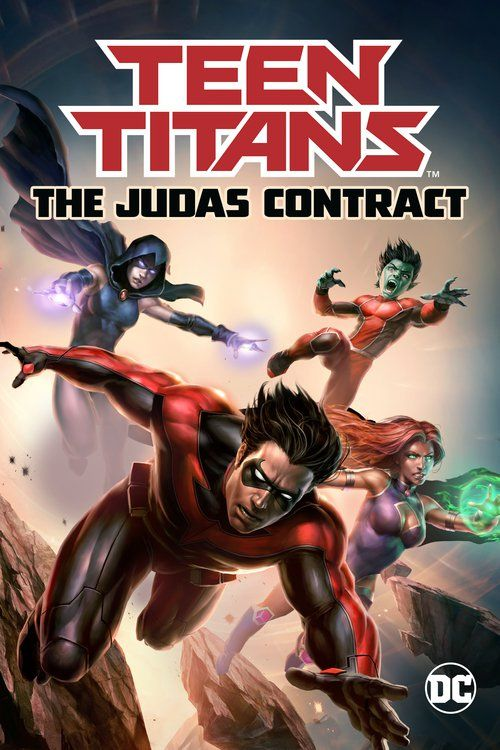Watch Teen Titans: The Judas Contract 2017 Full Movie Online Free