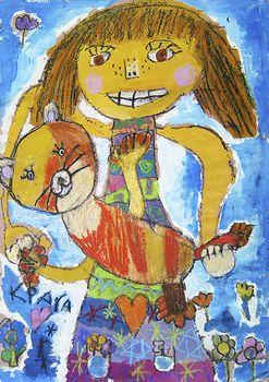 South African Entries   Child Art Gallery - Santam