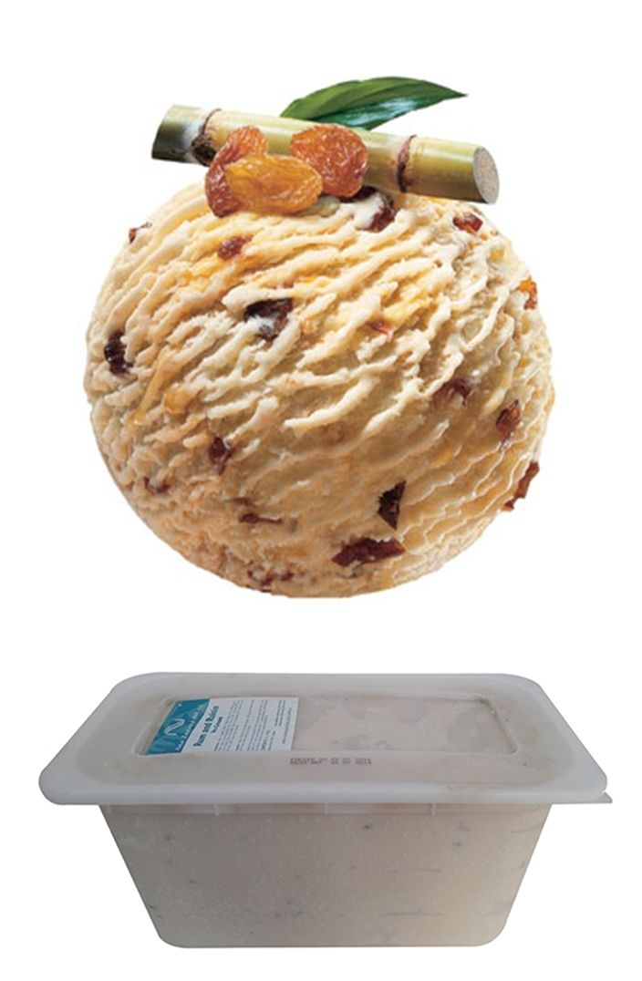 Rum & Raisin - 6L #rumandraisin  #icecream #newzealandicecream #newzealand