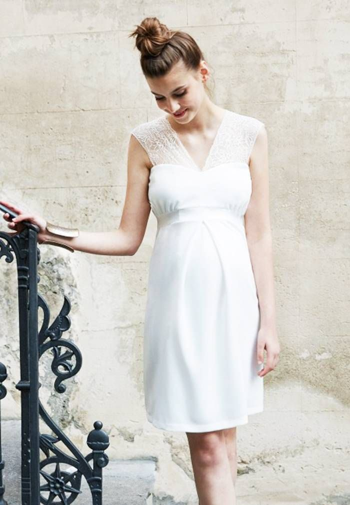 fc52fcb82608c Here's Where to Find the Best Maternity Wedding Dresses | Who What Wear UK