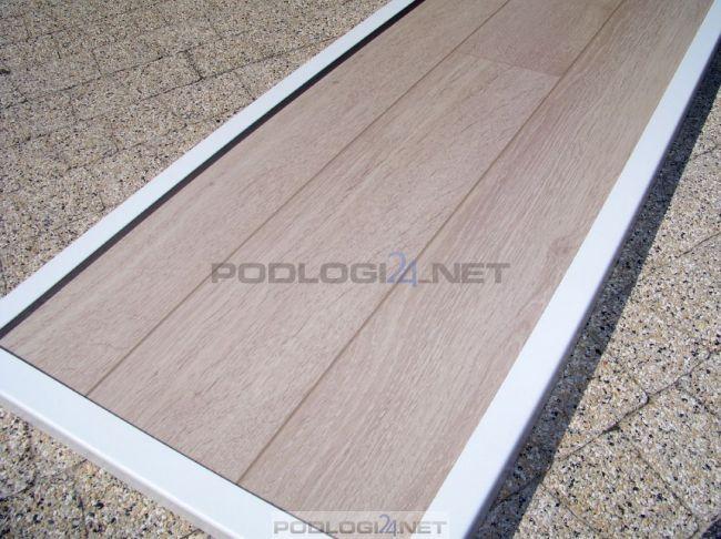 WARTO!!!  72014-0690 Dąb biały deska, panele PERGO LIVING Plank 4V --------ostatnie 38,7m2 - PODLOGI24.NET