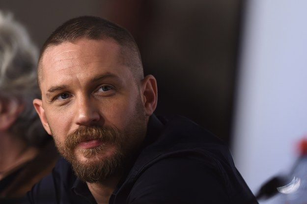 Tom Hardy has always been a perfect human being. | Tom Hardy Is The Dreamy Feminist Man You've Been Searching For