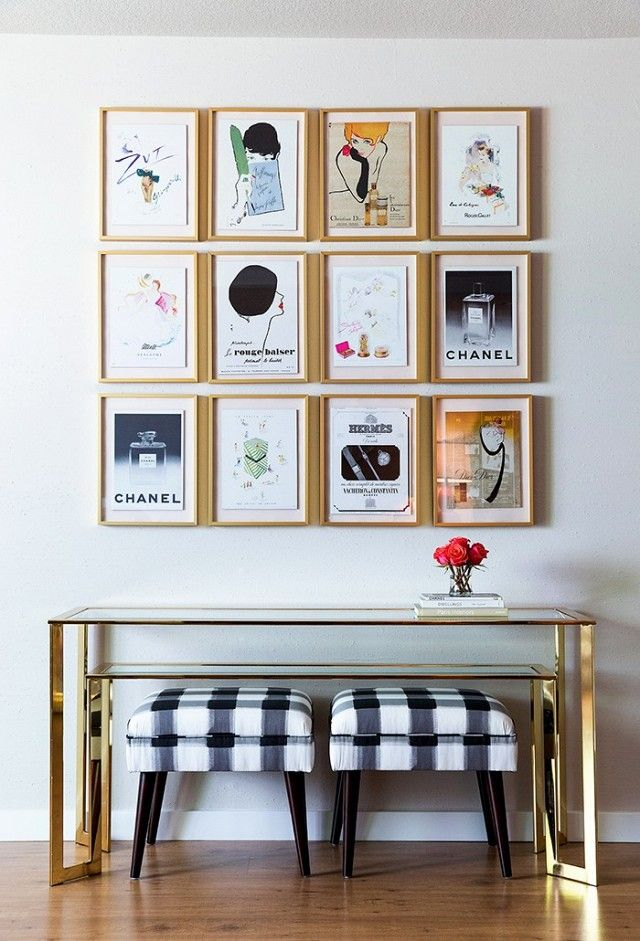 105 best Decor Ideas: Gallery Walls images on Pinterest | Picture ...