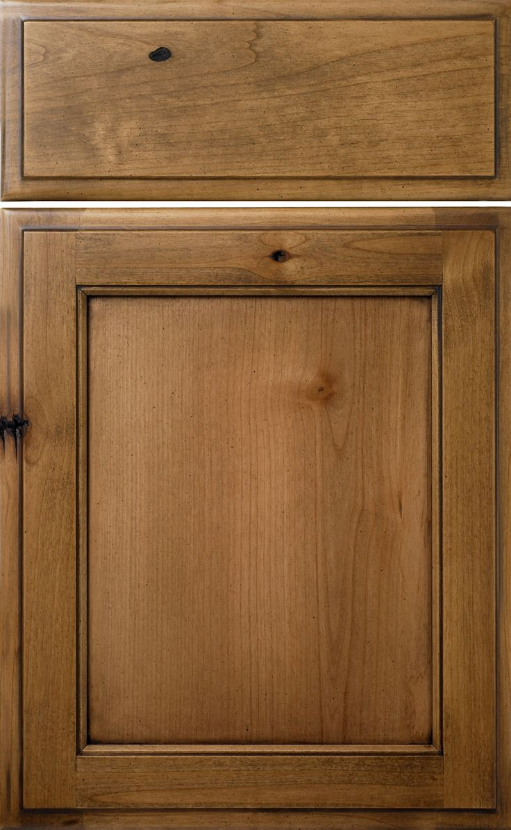 Fremont Recessed Door Style By Woodmode Shown In Natural