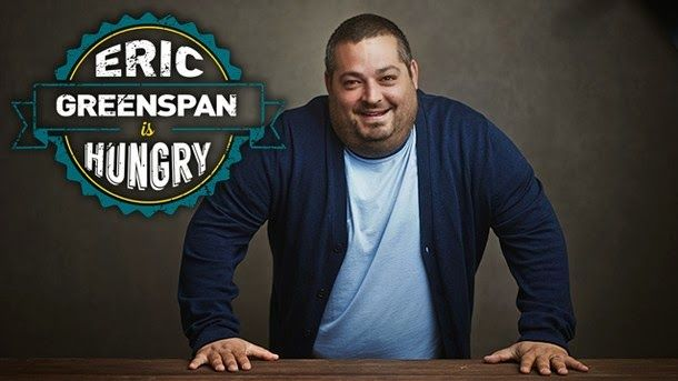 Eric Greenspan is Hungry premieres tonight
