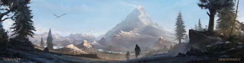 melchiordahrk:  ESO, Skyrim, Oblivion, Morrowind for the Nirn.net projectbyAlfred Khamidullin (Hieronymous7Z)