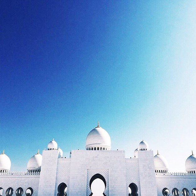 by @travelwithtk_ Gems of #abudhabi   Shaikh Zayed Grand Mosque!
