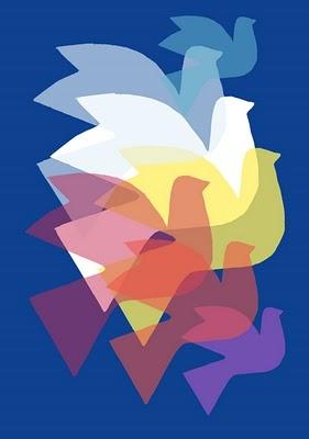 Pinzellades al món: Imatges per la pau / Imágenes para la paz / Images for peace