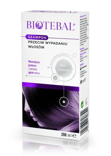Biotebal shampoo against hair loss 200ml