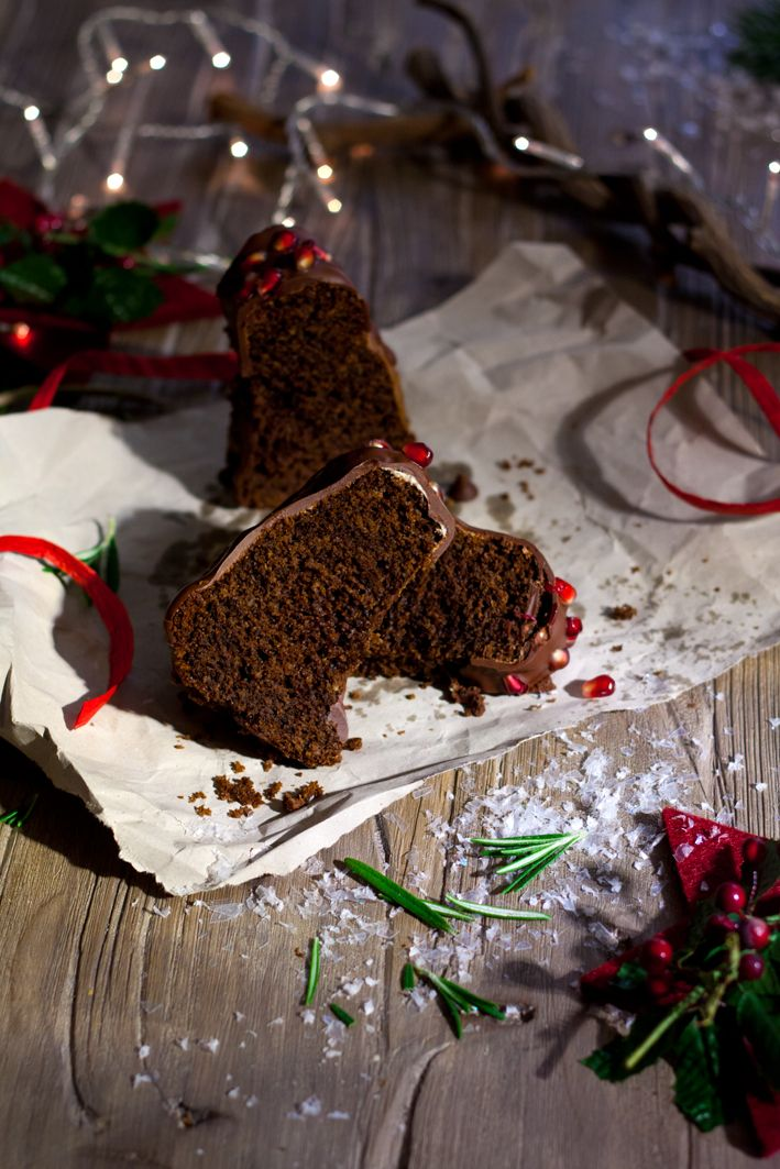 Merry Christmas! Rezept für Gewürzgugelhupf von meiner Weihnachtskarte | Foodlovin'